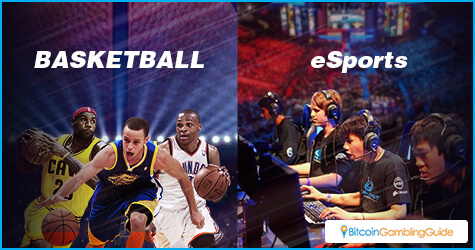 Basketball and eSports