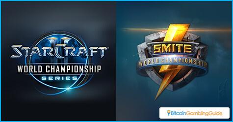 StarCraft II World Championship Series and Smite World Championship