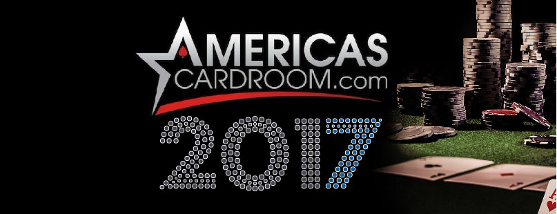 Americas Cardroom Levels Up Tournaments in 2017