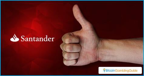 Santander Bank OKs Bitcoin