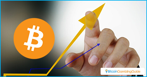 Increasing Bitcoin Price