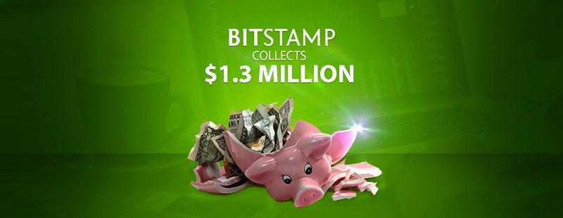 Bitstamp Crowdfunding Goal Achieved