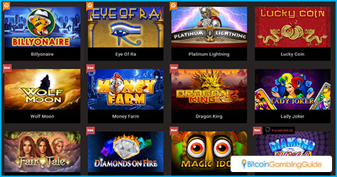 BitStarz Gives More Free Spins for Bitcoin Slots