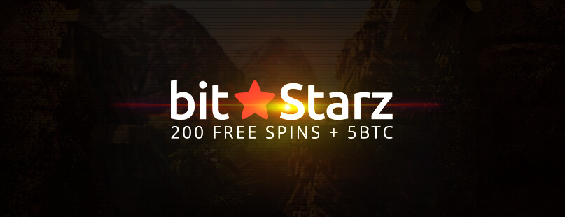 BitStarz Gives 220 Free Spins & 5 BTC to New Players