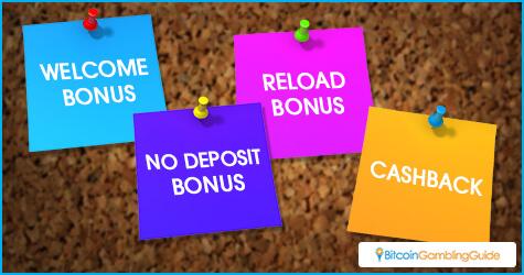 Bitcoin Casino Bonus Deals and Promotions