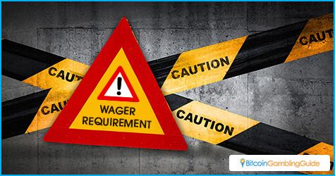 Bitcoin Casino Bonus Wagering Requirement