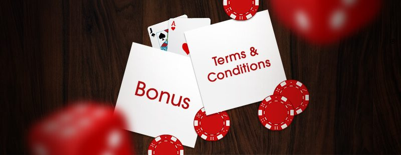 How Important are Bonus Terms & Conditions?