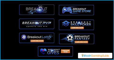 Breakout Gaming Products