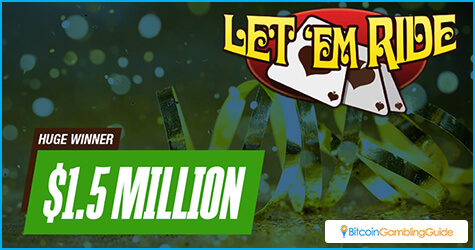 Jason M. Wins $1.5M in Let 'Em Ride