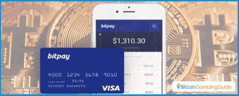 Bitpay Bitcoin Debit Card