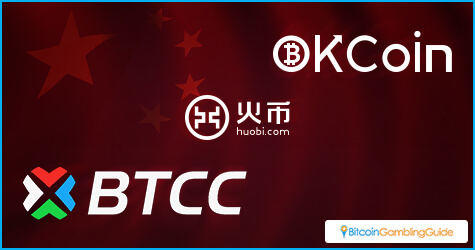 Bitcoin Exchanges in China