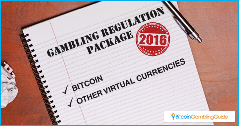 Gambling Regulation Package 2016