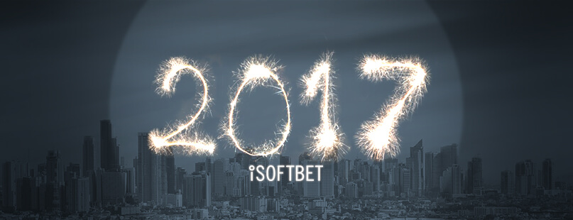 iSoftBet Reveals Big Plans & New Games for 2017