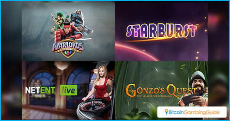 Popular NetEnt Games