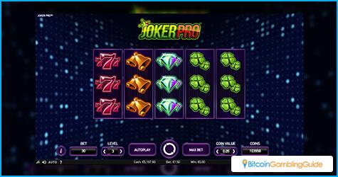 NetEnt's Joker Pro Slot