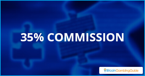 PowerBet affiliates receive 35% commissions every month