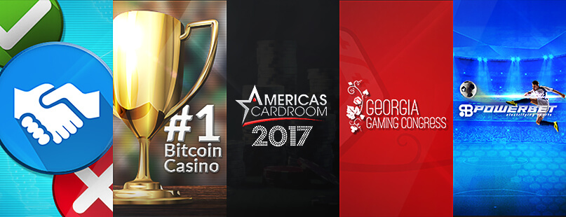 Roundup: Powerbet.io & Georgia Gaming Congress