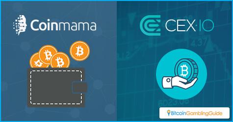 CEX.io and Coinmama