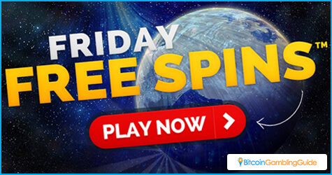 BetChain Casino Friday Free Spins