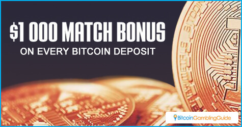 Ignition Casino Bitcoin deposit promotion