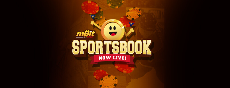 mBit Casino Launches New & Improved Sportsbook
