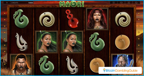 Maori slot from Endorphina