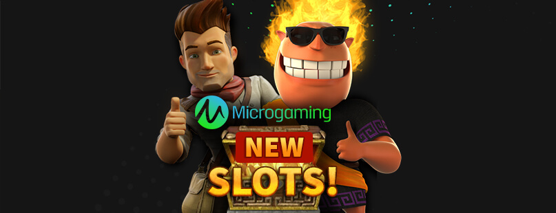 Microgaming Unveils New Online Slots on March 1
