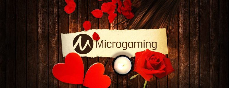 4 Microgaming Slots Perfect for Valentine?s Day