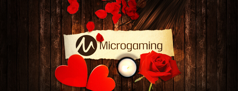 4 Microgaming Slots Perfect for Valentine's Day