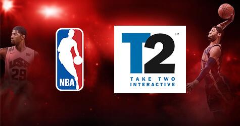 NBA and Take-Two Interactive Partnership