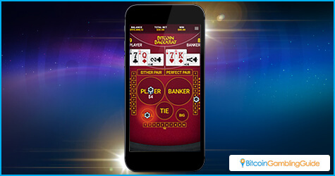 OneTouch Baccarat for Mobile