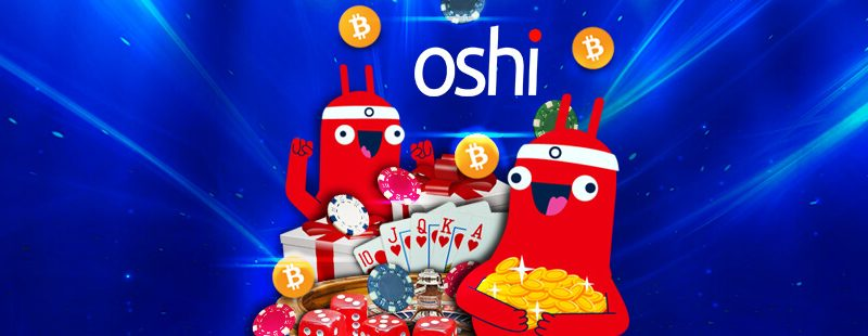 Oshi.io Launches New Build Your Bonus Feature