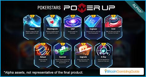 PokerStars Power Up Revolutionizes Online Poker - Bitcoin