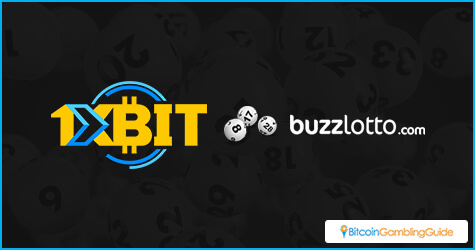 Play Bitcoin lottery at 1xBit and BuzzLotto