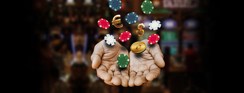 How to Deposit & Cash Out Bitcoin in Fiat Casinos