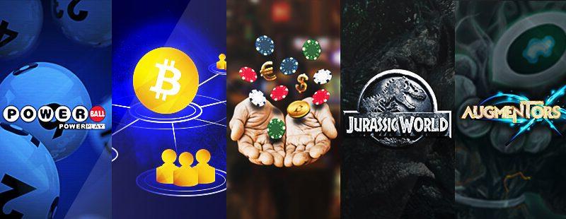 Roundup: Powerball, Augmentors & Jurassic World