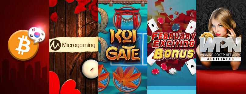 Roundup: WPN Affiliates, Koi Gate & February Promos