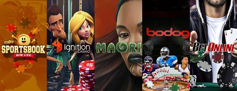 Roundup: Bodog, Ignition Casino & mBit Sports