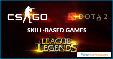 Skill-based casino games