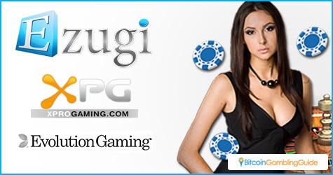 Bitcoin Casino Live Dealer Games