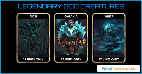 Augmentors Legendary God Creatures