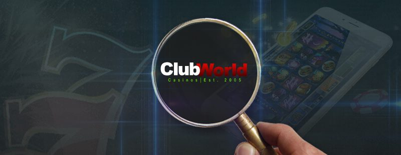 Club World Casinos: What?s the Real Score?