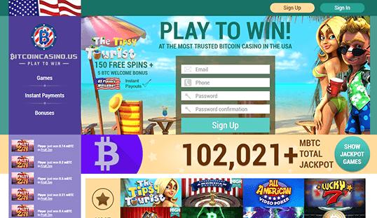 BitcoinCasino.us