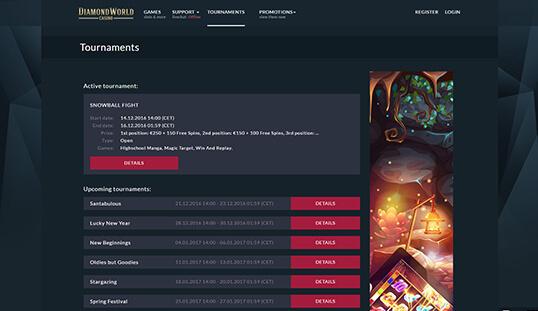 Diamond World Casino