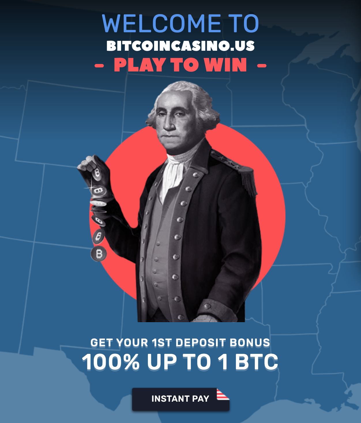 BitcoinCasino.us Home