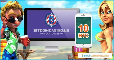 BitcoinCasino.us offers exclusive BitcoinGG 10BTC offer
