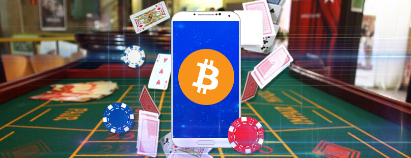 Bitcoin Casinos & Wallet Compatible with Android