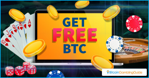 Get free bitcoins from Bitcoin faucet sites