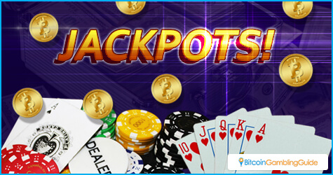 High Jackpots in Bitcoin Casinos