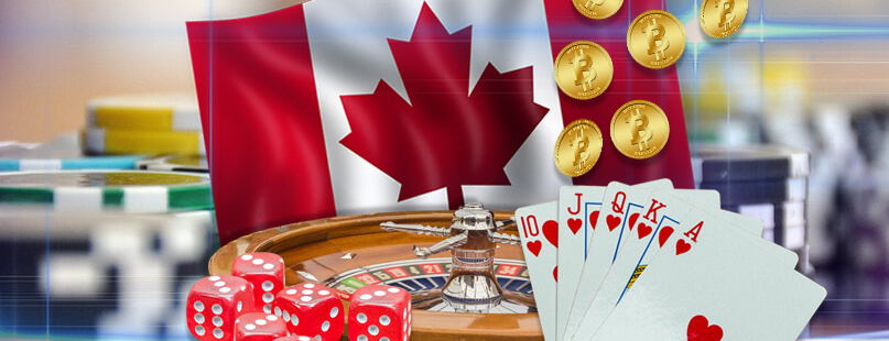 Bitcoin in Canada: Exchange, Gambling & Regulation